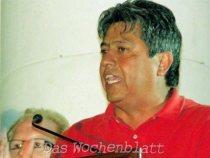 Mario Cossío – erhielt Flüchtlingsstatus in Paraguay, seine Familie allerdings nicht