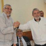 Lula versprach die Billigung brasilianischer Parlamentarier zu Gunsten der Itaipú Vereinbarung mit Paraguay