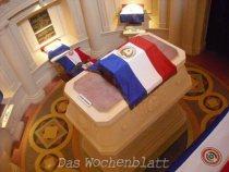 Bicentenario mit nur zwei ausländischen Präsidenten aber jeder Menge Nationalstolz