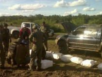 Senad beschlagnahmt 370 kg Kokain