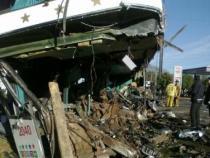 Schwerer Busunfall in Ypacaraí wurde zur tödlichen Falle für 15 Menschen