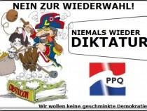 Parteien formen demokratischen Widerstand gegen Wiederwahlplan Lugos