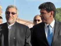 Versöhnung zwischen Lugo und Efraín Alegre?