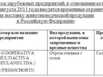Russland suspendiert Fleischimporte aus zwei paraguayischen Schlachthäusern