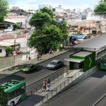 Der Metrobus in aller Ausführlichkeit dargestellt