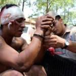 Anwohner lynchen einen mutmaßlichen Vergewaltiger