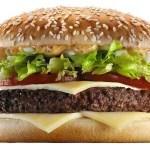 Fast Food auf dem Vormarsch