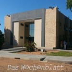 Paraguayisch-deutsche Universität kurz vor der Eröffnung