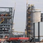 Private Zementfabrik überholt staatliche Industrie
