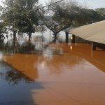 Hochwasser fordert zwei Menschenleben