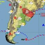 Schwere Unwetter für Donnerstag