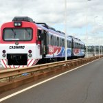 Elektrische Eisenbahn für Encarnación
