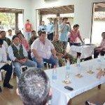 Gegen den Viehdiebstahl in Concepción