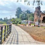 Ruinen von Humaitá renoviert