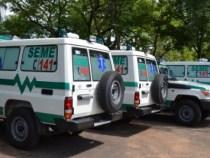 100 neue Krankenwagen
