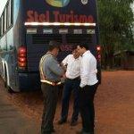 Busfahrer und Angestellter angetrunken