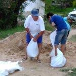 Dammbruch in Pilar