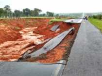 Fernstraße III in 8 Tagen repariert