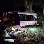 Bus auf dem Weg nach Paraguay: 10 Tote und viele Verletzte