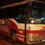 Ein Toter bei Busüberfall