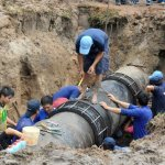 Kein Trinkwasser für Villarrica