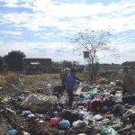 Unerträglicher Müllgestank in Independencia