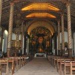 Raub in der Kirche von Yaguarón