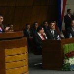 """""""Die Geschichte der Laster von Paraguay"""": Lugo und Nicanor"""