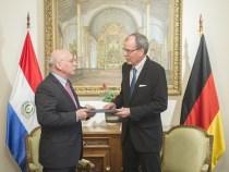 Neuerungen bei der Deutschen Botschaft in Asunción