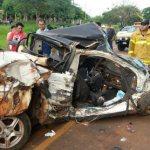 Deutschstämmiger in schweren Unfall verwickelt