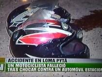 Er starb mit dem Helm am Arm