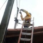 Deutlicher Anstieg von Stromdiebstählen