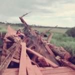 Abenteuer Paraguay: Holzbrücke stürzt ein
