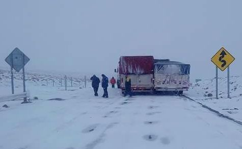 Wintereinbruch sorgt für kritische Situation