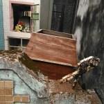 Das Freilichtmuseum der Toten