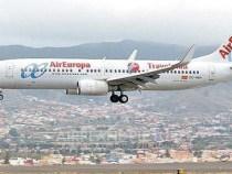 Annullierter Flug von Air Europa generiert Beschwerden