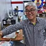 Das Biereis ist der Renner auf der Expo