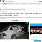 Paraguay und seine Verstrickungen beim Zigarettenschmuggel