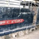 San Augustin: Früher fuhr auch hier noch die Eisenbahn