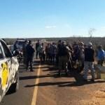 Nach Vertreibung wieder Estancia besetzt