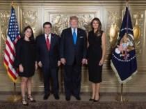 Präsident Cartes traf sich mit US-Präsident Donald Trump
