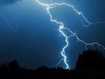 Unwetter über Caaguazú: Ein Toter durch Blitzschlag