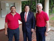Chaco: Die Gouverneursfrage in Boquerón