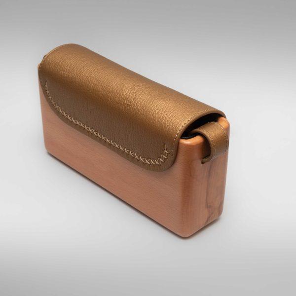 The Wagbag : Hêtre Cuir Gold