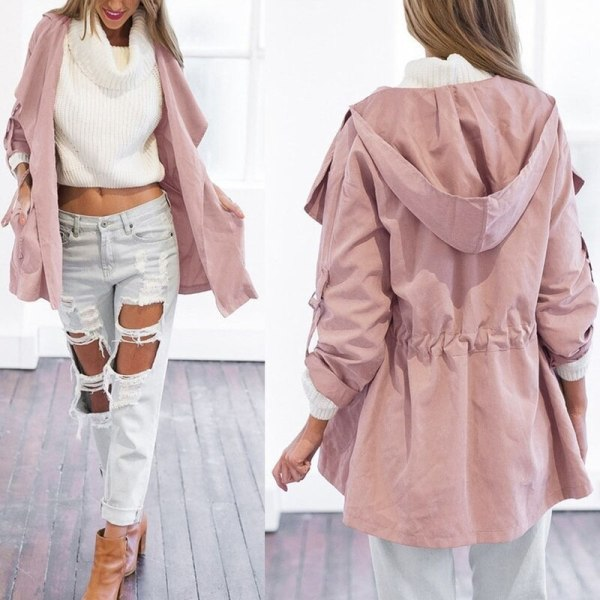 ZOGAA spring new womens jackets and coats Informal streetw