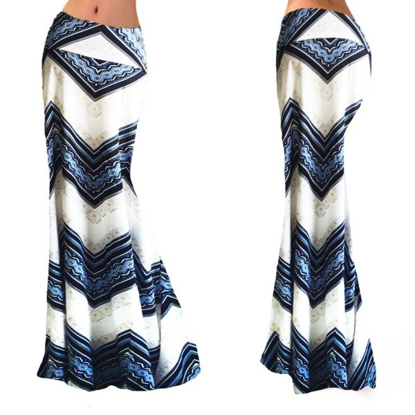 New Trend Summer time Horny Ladies Lengthy Skirts