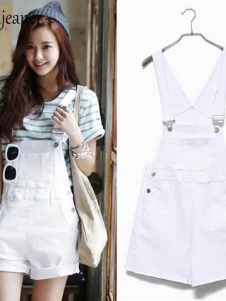 Jumpsuit Romper Girls Summer time Overalls