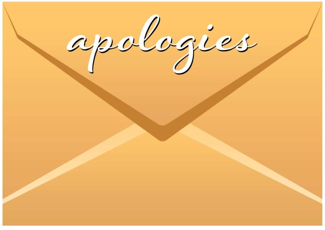 How To Apologize By Text By Milton Abramowitz Are You In A Situation In  Which Your Employee Hasmitted An Error That Could Lead To