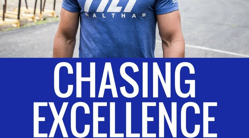 Chasing Excellence Podcast
