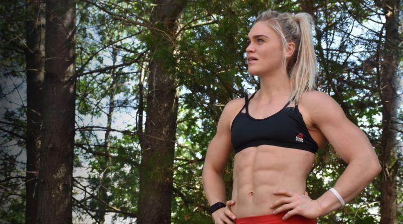 Katrin Davidsdottir - Whoop Athlete
